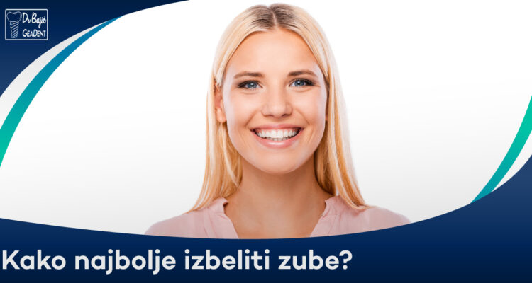 Бели зуби природно